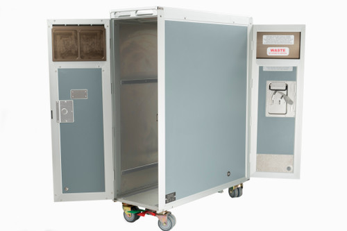 Aircraft Galley Cart - Two Doors