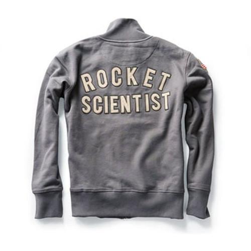 NASA Rocket Scientist Full Zip Sweatshirt