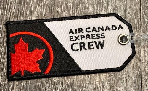 Air Canada Express Crew Luggage Tag