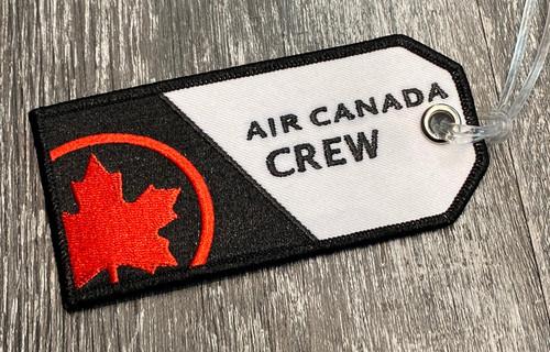 Air Canada Crew Luggage Tag