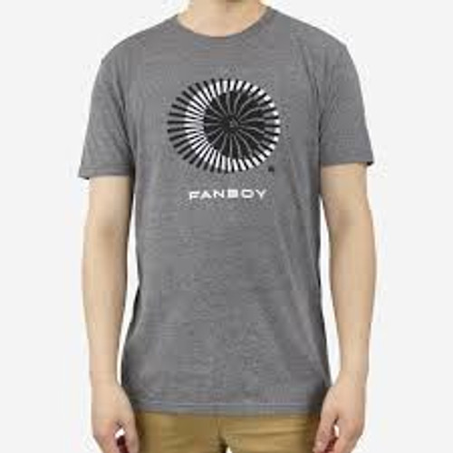 Ames Bros Boeing Fanboy Graphic T-Shirt