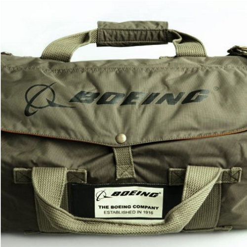 Boeing Nylon Stow Bag