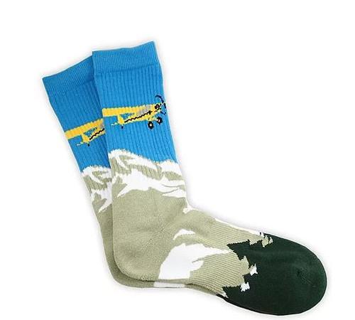 Bush Pilot Socks