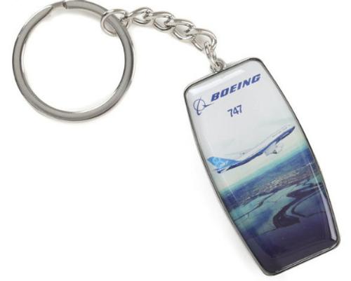 Boeing Endeavors 747 Keychain