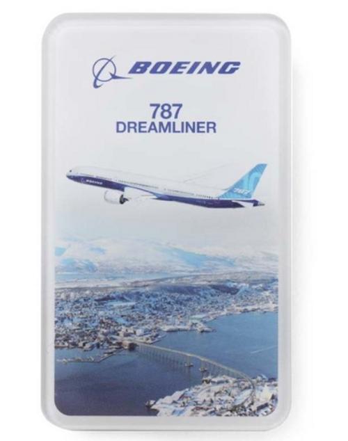 Boeing Endeavors 787 Dreamliner Magnet