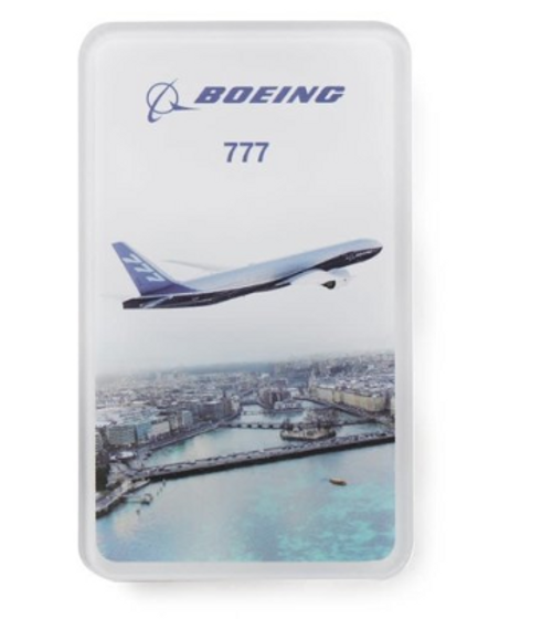 Boeing Endeavors 777 Magnet