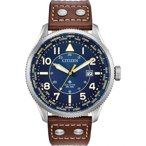 Citizen Promaster Nighthawk - Brown