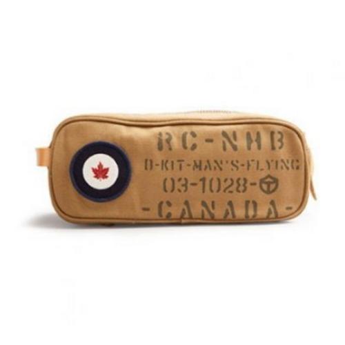 RCAF Toiletry Kit Bag (Tan)