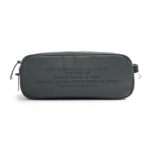 RCAF Toiletry Kit Bag  (Grey Nylon)