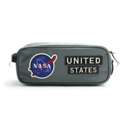 NASA Toiletry Kit Bag (Grey)