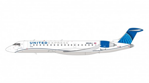 Gemini200 United Express New Livery CRJ-550