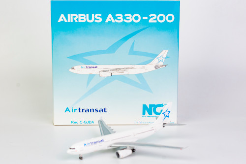 NG Models 1:400 Air Transat A330-200 (Lease Livery)