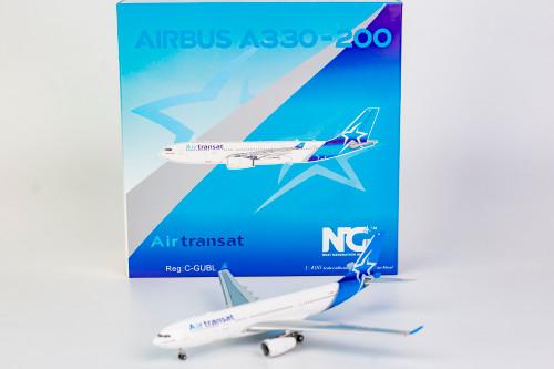 NG Models 1:400 Air Transat A330-200 (2018 Livery)