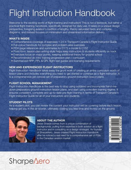 SharpeAero Flight Instruction Handbook