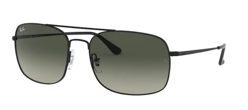 Ray-Ban RB3611 Matte Black Non-Polarized Sunglasses