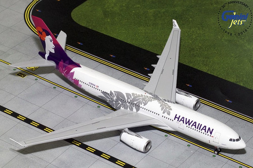 "Gemini200 Hawaiian A330-200 ""New Livery"""
