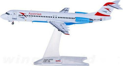 Herpa 1:200 Austrian Fokker 100 (HE557719)