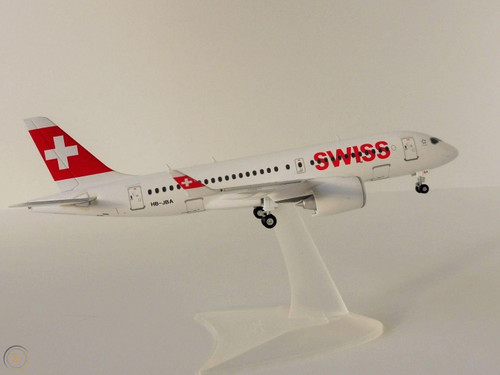 Herpa 1:200 Swiss CS100 (HE558471)