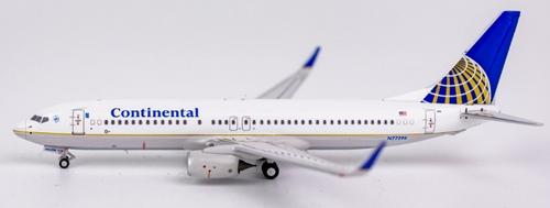 NG Continental 737-800 (N77296Continental)