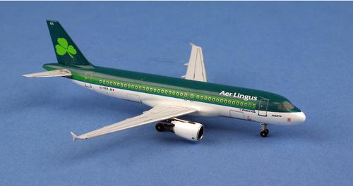 AeroClassics Aer Lingus A320 old livery (EI-DEA) (EI-DEA)