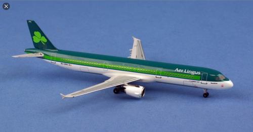 AeroClassics Aer Lingus A321 old livery (EI-CPH)