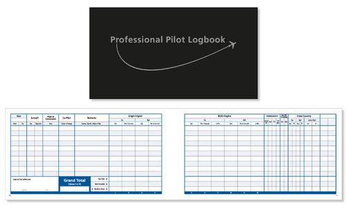 VIP Professional Pilot Logbook