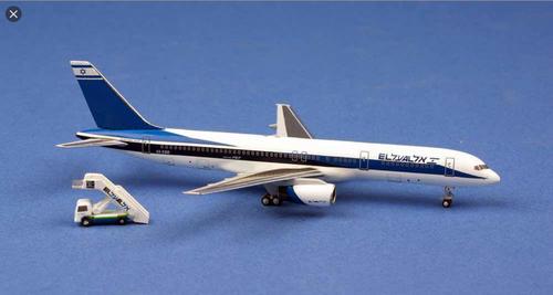 Aeroclassics El Al 757-200 (4X-EBM)