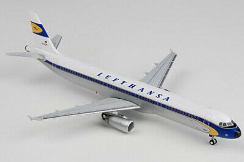 Herpa 1:200 Lufthansa Retro A321-100 (4013150551106)