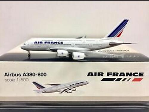 Herpa 1:400 Air France A380 (4013150561228)