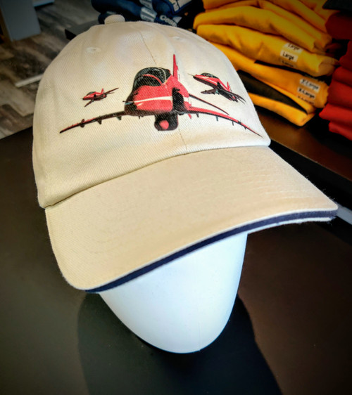Skywear Red Arrows Printed Cap (Red Arrows Cap)