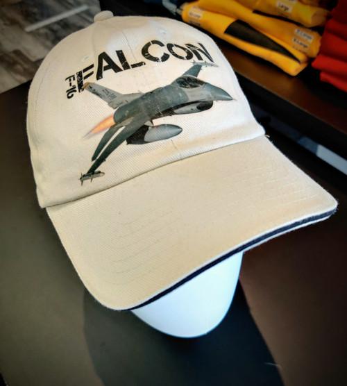 Skywear F-16 Falcon Printed Cap (F-16 Falcon Cap)