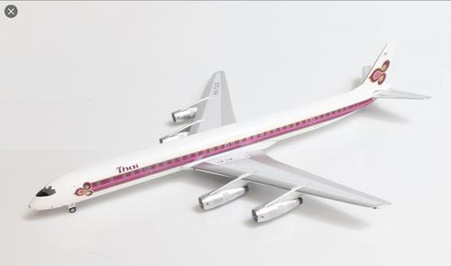 Aeroclassics 1:200 Thai DC-8-61 HS-TGG (HS-TGG 1:200)