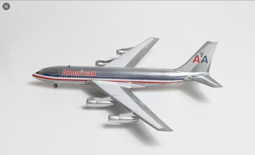 Aeroclassics 1:200 American 720 N7551A (AC2B720-N7551A)