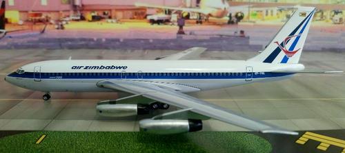 Aeroclassics 1:200 Air Zimbabwe Boeing 720 VP-YNL (VP-YNL)