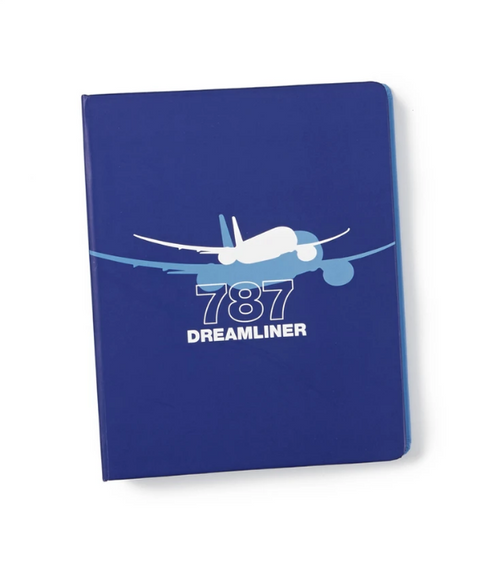 Boeing 787 Dreamliner Notebook (465047010023)