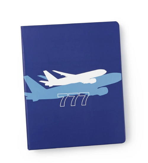 Boeing 777 Dreamliner Notebook (465047010022)