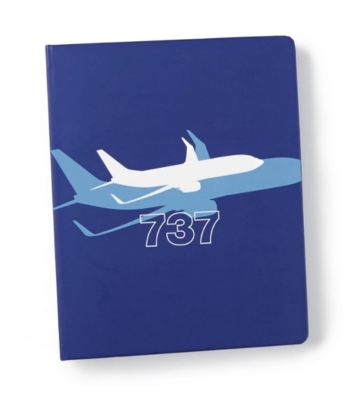 Boeing 737 Notebook (465047010018)