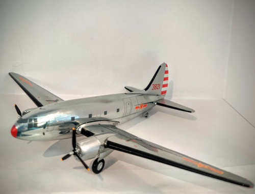 Aeroclassics 1:200 China Air Force C-46 (3821 1:200)