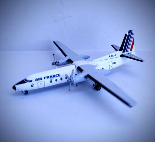 Aeroclassics 1:400 Air France Fokker F-27 (F-GCLN 1:400)