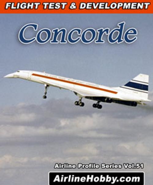 Flight Test and Development Concorde DVD