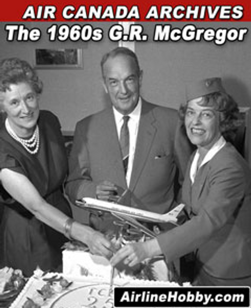 Air Canada The 1960s G.R. McGregor DVD