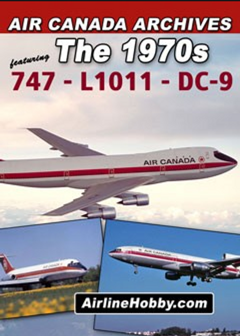 Air Canada Archives In the 1970s DVD