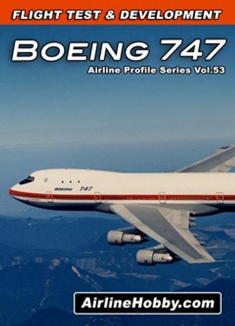 Boeing 747 Development DVD