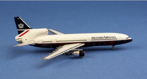 Aeroclassics 1:400 British Airways L-1011 (G-BBAG) (G-BBAG 1:400)