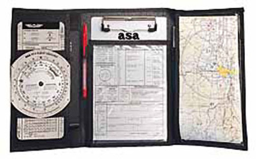 ASA  Long Tri Fold Kneeboard  (KB-3L)
