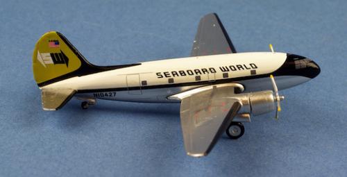 Aeroclassics 1:400 Seaboard World Q C-46 N10427 (N10427)