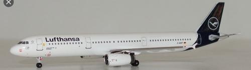 Aeroclassics 1:400 Lufthansa A321 D-AISP (D-AISP)