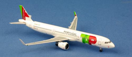 Aeroclassics 1:400 Portugal A321 CS-TJI (CS-TJI)