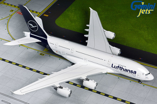 Gemini200 1:200 Lufthansa (New Livery) A380-800 (G2DLH785)
