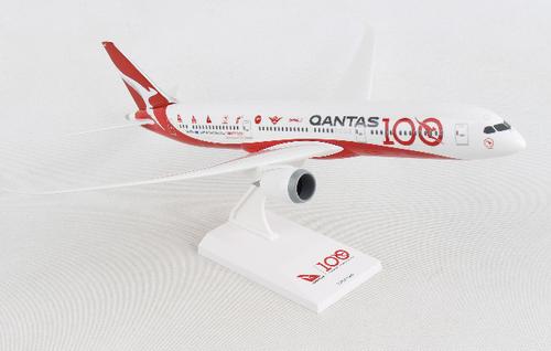 "Skymarks Qantas 787-9 ""100 Years"" (SKR1044)"